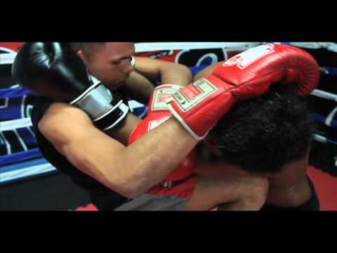 JMTK MMA Dino Lopez Muay Thai Clinch Tips at JMTK MMA Training Facility in Wichita, KS Image 1