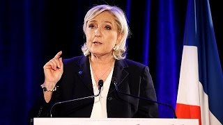France's Marine Le Pen refuses to wear headscarf for meeting with Lebanon's Grand Mufti