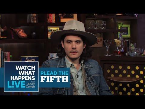 John Mayer On Taylor Swift, Jennifer Aniston, And Jessica Simpson - Plead The Fifth #FBF - WWHL