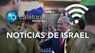 Notícias de Israel, Netanyahu poderá ir a julgamento por corrupção - Cafetorah ao VIVO