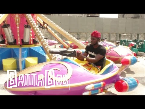 Nigeria's CRAZY Amusement Park