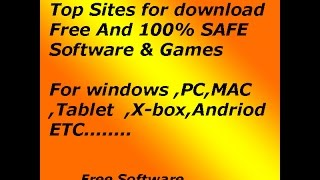 Top Sites Download Software Games For Window Or Any Device VideoMp4Mp3.Com