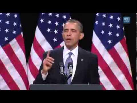 President Obama Speaks on Comprehensive Immigration Reform Low