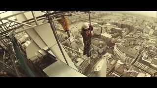 Scaffold hanger London