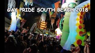 Gay Pride (2018) South Beach
