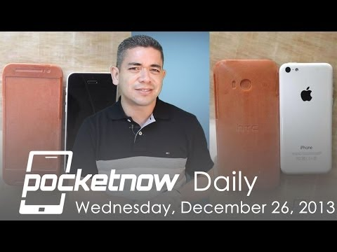 2014 HTC One, Sony Smartwatch 3, Samsung fitness band & more - Pocketnow Daily