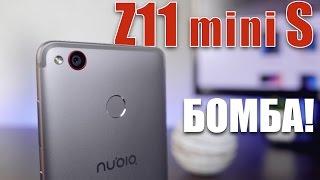 Обзор Nubia Z11 mini S - камерофон при хорошей цене // СРАВНЕНИЕ Xiaomi Mi5