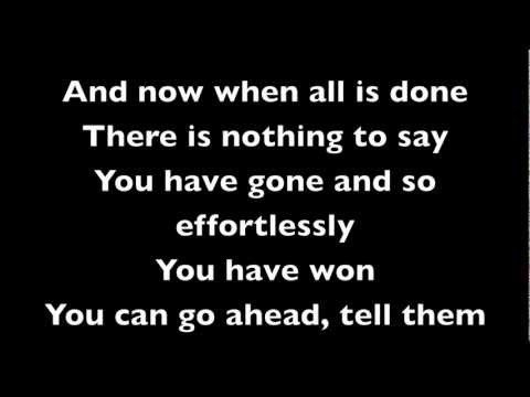 James Arthur - Impossible Lyrics
