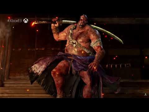 Sekiro: Shadows Die Twice gameplay trailer E3 2018