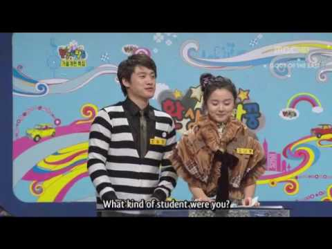 DBSK Fantasy Couple part 2/8 (Eng sub)
