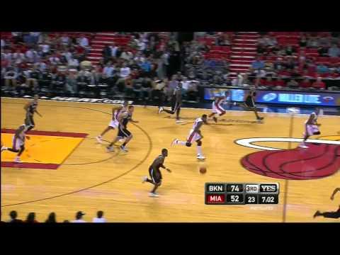 Brooklyn Nets Hit 17 3s Vs Heat in Preseason