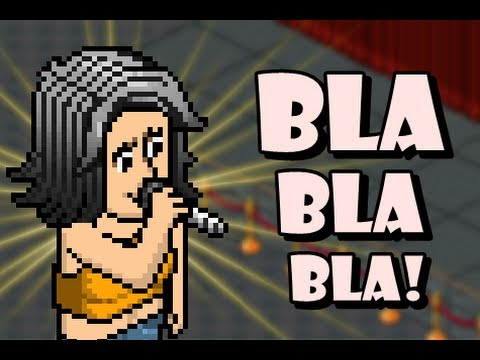 Bla bla bla (Versão Habbo)