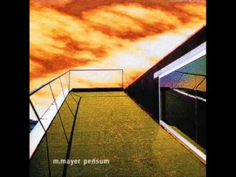 Michael Mayer - Pensum