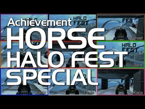 Halo: Reach - Achievement HORSE #39 (Halo Fest Special Edition!)