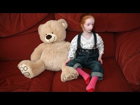 The Smallest Girl In The World video