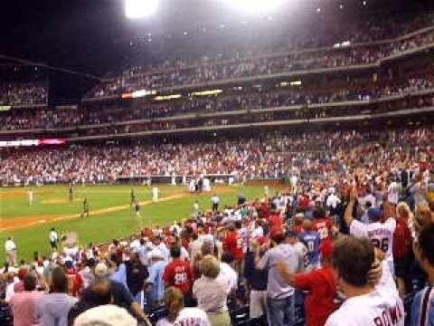 Phillies Dodgers Feliz walk-off home run 2008 Video
