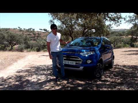 Prueba Ford EcoSport - Actualidad Motor