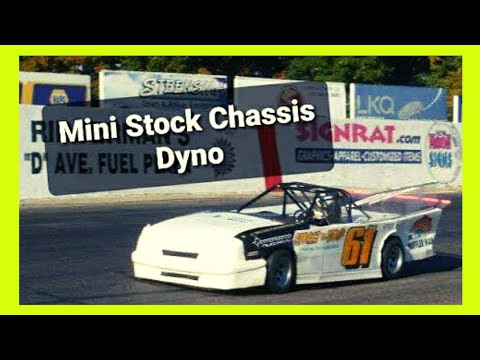 Mini stock dyno, Force Engineering N/A ford 2300