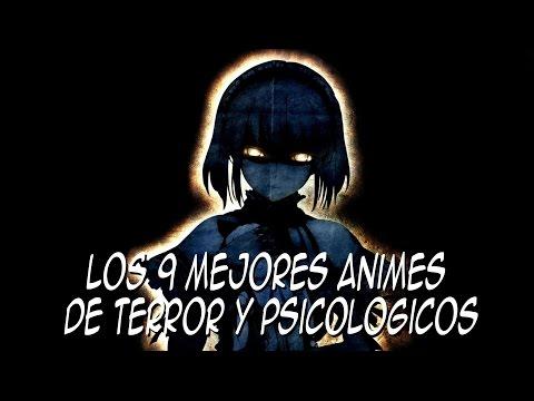 Los 9 mejores animes de Terror y Psicológicos | Los mejores Top