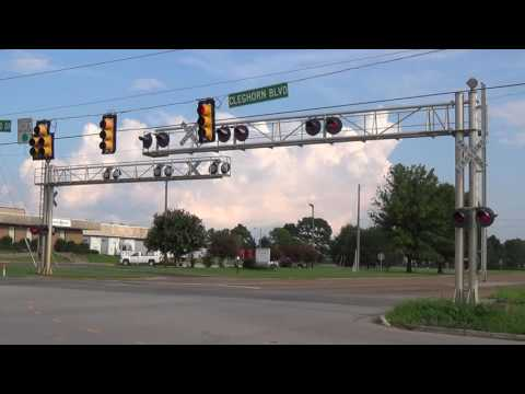 Wall Triana Highway Railroad Crossing Times Out