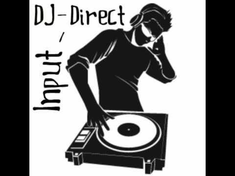 DJ Direct Input - Scratsch