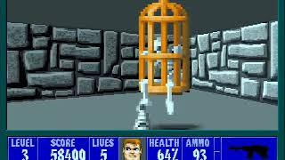 Wolfenstein 3D - Den 3