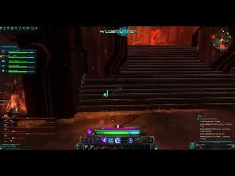 WildStar beta: Ruins Of Kel Voreth mazmorra con comentarios en español