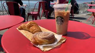 First Starbucks, Seattle's Pike Place Market!!!