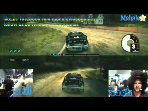 DiRT3 ZachAttach Stream w Zachary Knighton pt 1