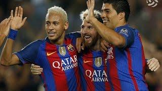 FC Barcelona 7-0 Celtic | Goles: Messi (x3), Suarez (x2), Neymar, Iniesta | RESUMEN