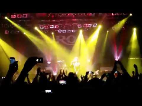 Europe - Carrie - Live Warszawa, Poland