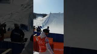 Олимпиада 2018  сноуборд