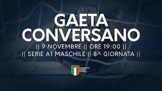 Serie A1M [8^]: Gaeta - Conversano 26-30