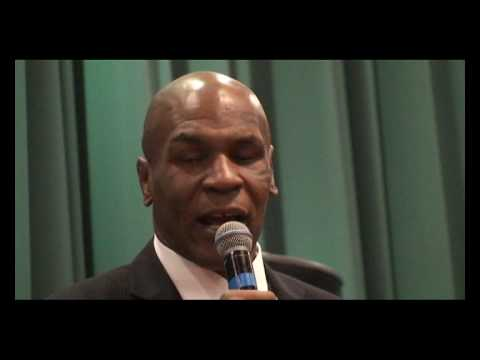 An Evening with Iron Mike Tyson
