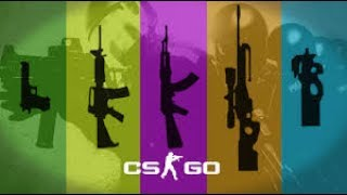 Cs Go Rekabetçi 3 Bıçak (Cs Go Competitive 3 Knife )
