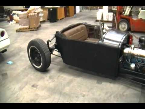 How to build a rat rod frame
