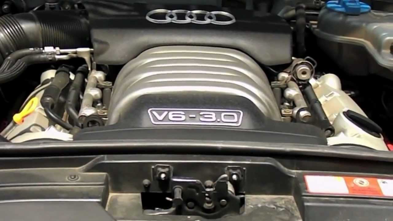 2002 Audi A6 Avant Full tour and Engine - YouTube