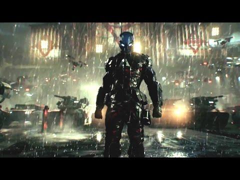 BATMAN ARKHAM KNIGHT Trailer VF (2015)