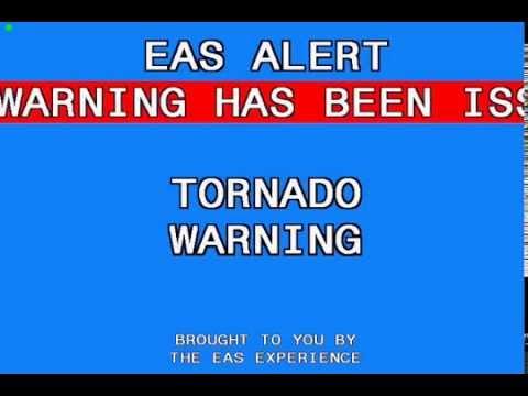 Tornado Warning: Palm Beach, Florida