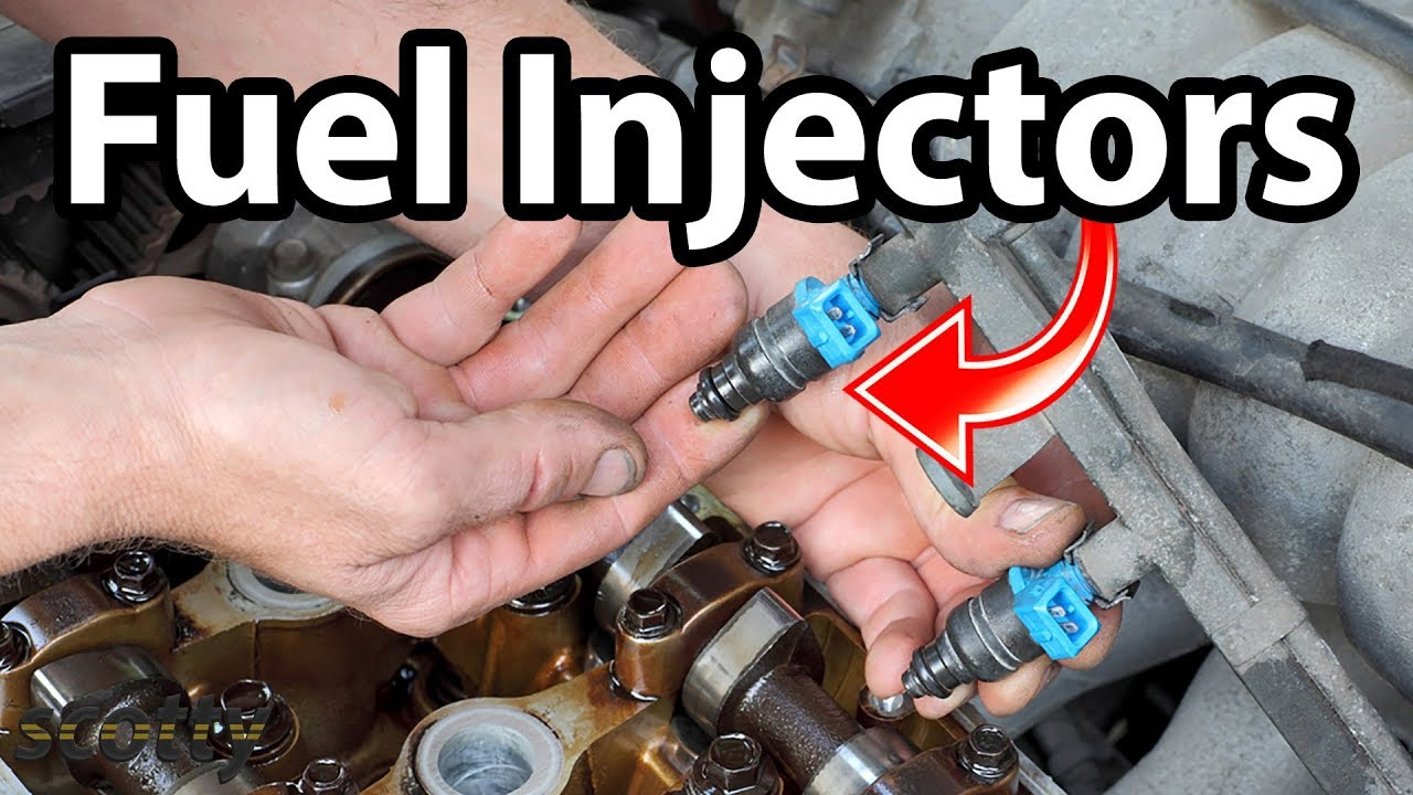 How To Check Fuel Injectors Youtube