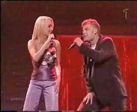ESC 2001 Denmark