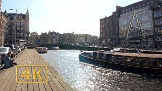 AMSTERDAM in 4K | NETHERLANDS