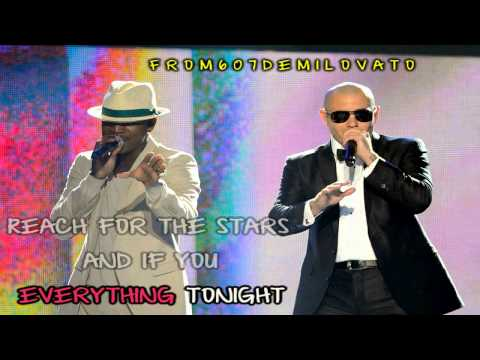 Pitbull - Give Me Everything Ft. Ne-Yo, Afrojack, Nayer Karaoke (HD)