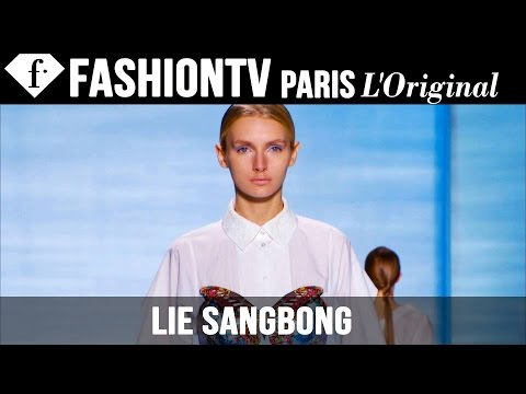 Lie Sangbong Spring/Summer 2015 Runway Show   New York Fashion Week NYFW   FashionTV