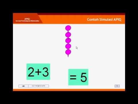 D01 memahami Berhitung Dasar Penjumlahan Dengan Permainan video