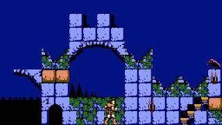 CastlevaniaBot plays through Castlevania
