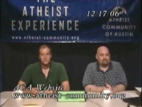 Militant Atheism Vs. Extreme Religion - The Atheist Experience #479