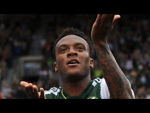 GOAL: Wallace gives Portland the lead | D.C. United vs. Portland Timbers