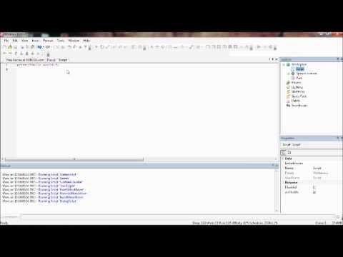 roblox how to add a mesh in script