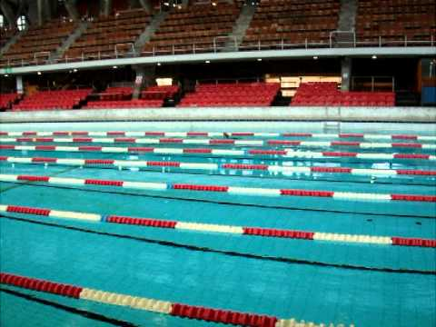 SPORTS ABROAD TRAINING CAMPS - www.swimmingtrainingcamps.com - Crystal Palace, London - Pool 2